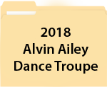 2018 alvin ailey dance troupe