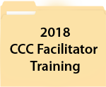2018 facilitator training