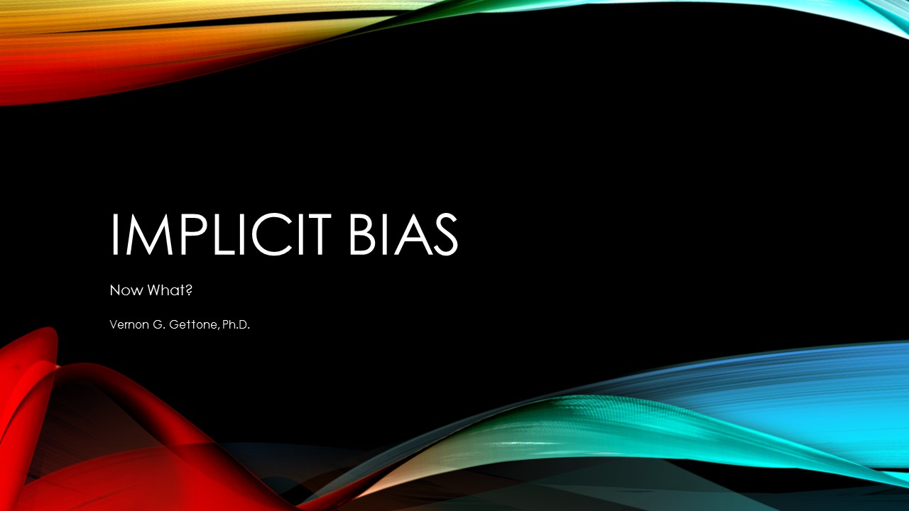 Implicit Bias Presentation