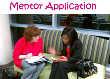 become mentor button