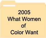 photos 2005 women of color want